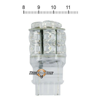 AMPOULE LED DOUBLE FILAMENT BLANC