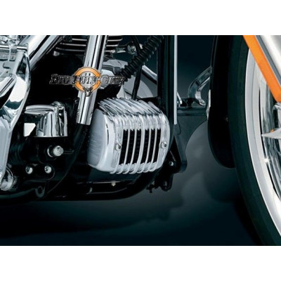 7839 CACHE REGULATEUR CHROME SOFTAIL 01/13