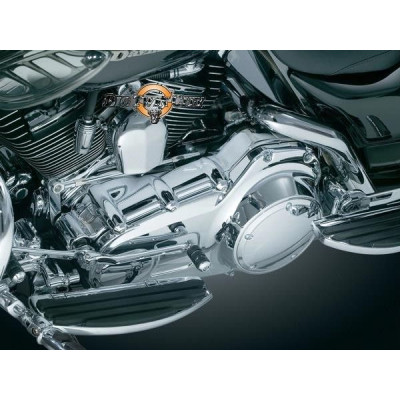 8397 CACHE CARTER PRIMAIRE CHROME TOURING 2007 / 2013