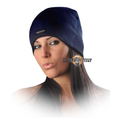 BONNET BIKERS SCHAMPA STRETCH BLEU NAVY