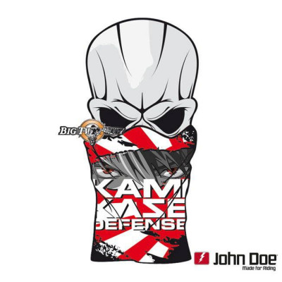 TOUR DE COU / TUNNEL BIKERS JOHN DOE DEFENSE
