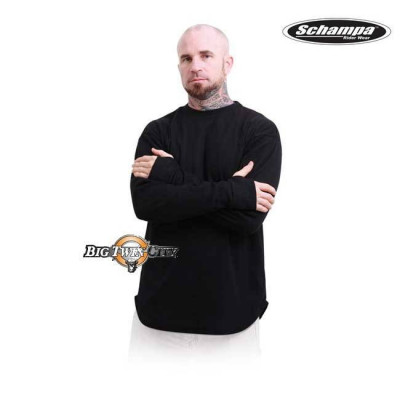 TEE-SHIRT THERMIQUE SCHAMPA MANCHES LONGUES