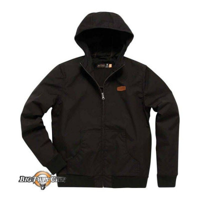 VESTE JESSE JAMES STORM INDUSTRY NOIR