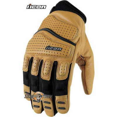 GANTS ICON SUPERDUTY 2 MARRON