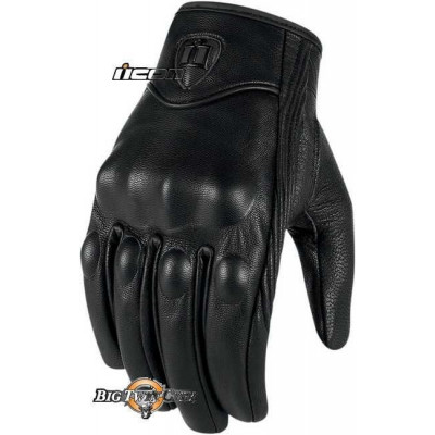 GANTS ICON PURSUIT TOUCHSCREEN NOIR