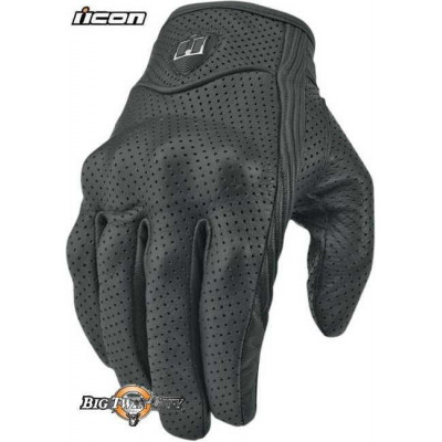 GANTS ICON PURSUIT NOIR