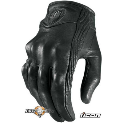 GANTS FEMME ICON PURSUIT NOIR