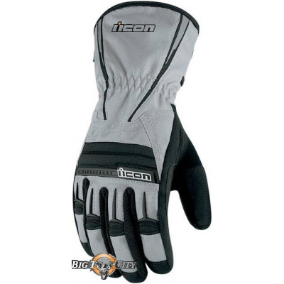 GANTS ICON PDX WATERPROOF GRIS