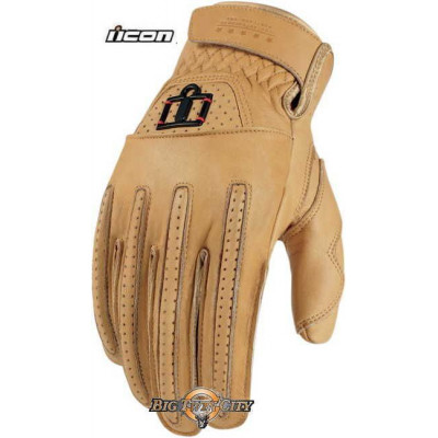 GANTS ICON RIMFIRE MARRON