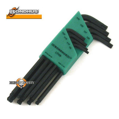 SET DE 8 CLÉS TORX US