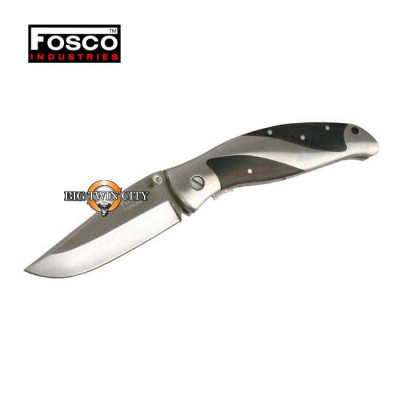 COUTEAU PLIABLE FOSCO WOODY SPECIAL