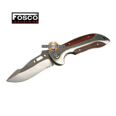 COUTEAU PLIABLE FOSCO WOODY CLASSIC