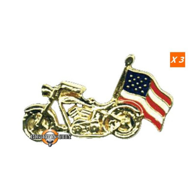 PINS MOTORCYCLE USA