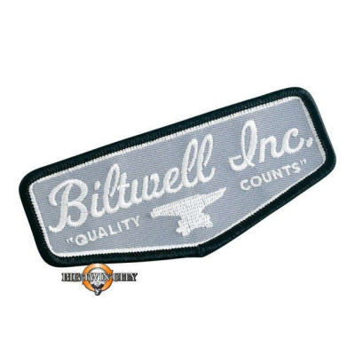 ECUSSON / PATCH BILTWELL LOGO SHIELD
