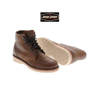 Chaussures Jesse James Sturdy Marron
