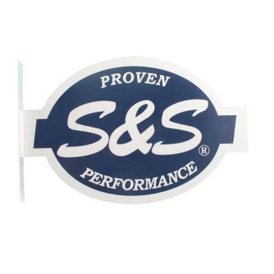 PLAQUES MURAL LOGO S&S
