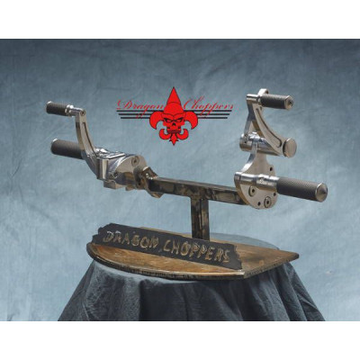 Commandes avancées Full Dragon Choppers Dyna 00/05