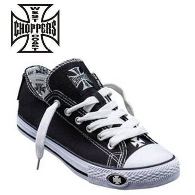 Baskets Basses West Coast Choppers Warrior Noir