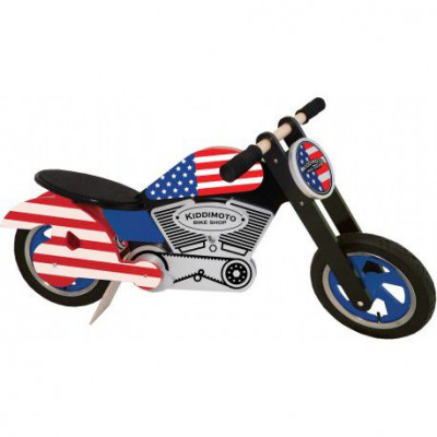 Draisienne Chopper USA Kiddimoto