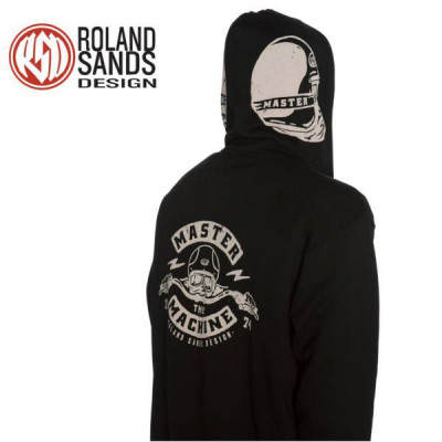 Sweat Homme Roland Sands Master machine