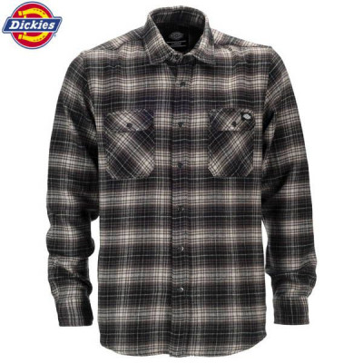 Chemise Homme Dickies Sunfield Gris