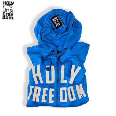 Sweat Homme Holy Freedom Italia Bleu