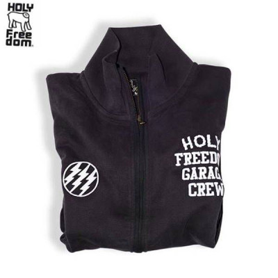 Sweat Homme Holy Freedom Tre Saette Noir