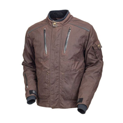 Blouson Roland Sands Edwards Marron