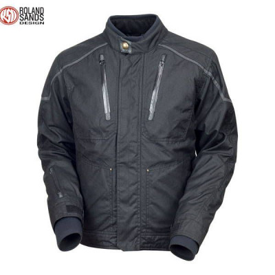 Blouson Roland Sands Edwards Noir