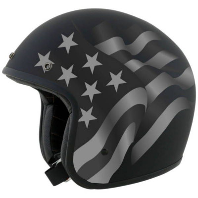 Casque Jet AFX FX-76 Flag Stealth