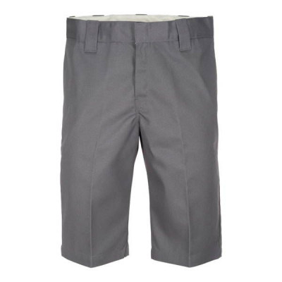 "Short Homme Dickies Slim 13"" Gris"