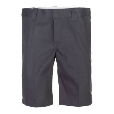 Short Homme Dickies Slim Straight Work Gris
