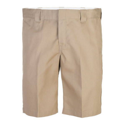 Short Homme Dickies Slim Straight Work Khaki