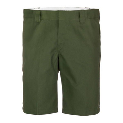 Short Homme Dickies Slim Straight Work Vert Olive