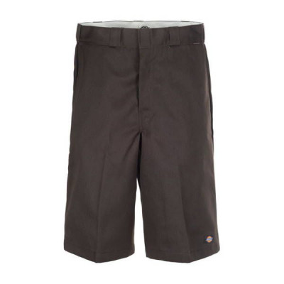 "Short Homme Dickies 13"" Multi Pocket Dark Brown"