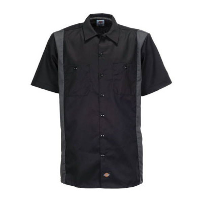 Chemise Homme Dickies Two Tone Noir / Gris