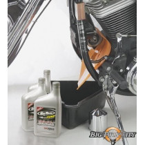 PROTECTION CHANGEMENT FILTRE A HUILE HARLEY