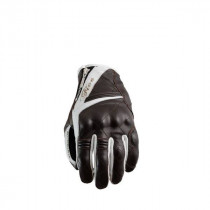 Gants Moto FIVE Sport City Femme Marron/Blanc