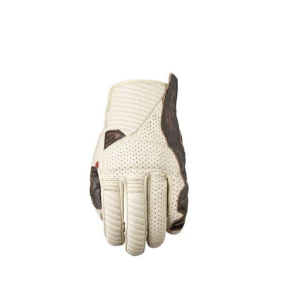 Gants Moto FIVE Arizona Homme Beige