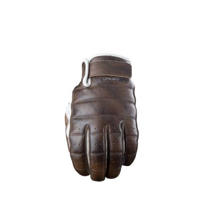 Gants Moto FIVE California Homme Marron