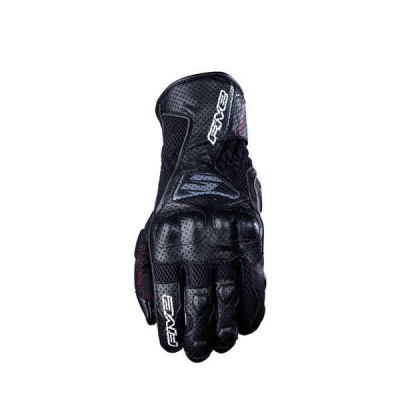 Gants Moto FIVE RFX4 Airflow Waterproof Homme Noir