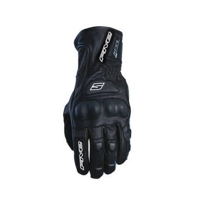 Gants Moto FIVE RFX4 Vented/Airflow Waterproof Homme Noir