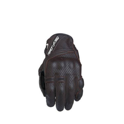 Gants Moto FIVE Sport City Homme Marron