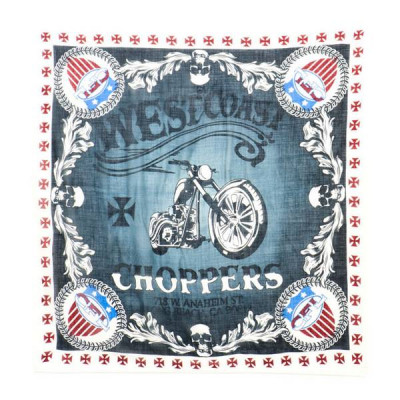 Bandana West Coast Choppers Chief 120x120
