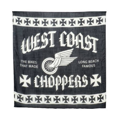 Bandana West Coast Choppers Wings 120x120