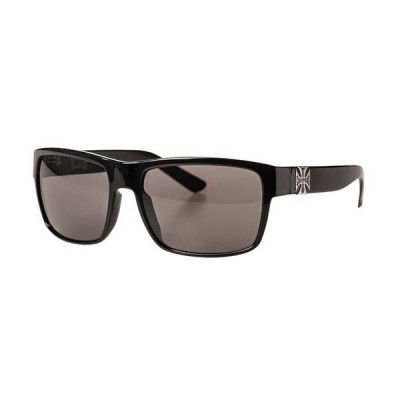 Lunette West Coast Choppers WTF Noir Brillante