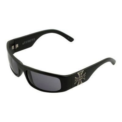 Lunette West Coast Choppers Original Cross Smoke