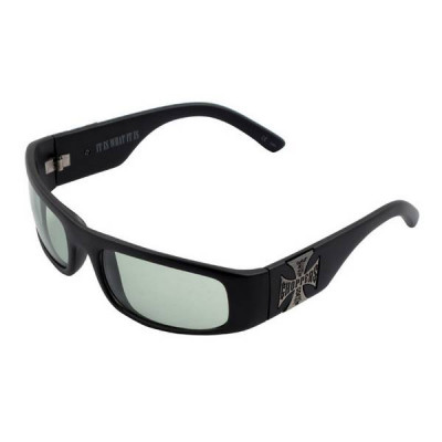 Lunette West Coast Choppers Original Cross Green