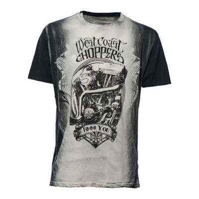T-Shirt Homme West Coast Choppers F... You