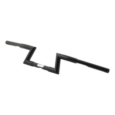 "Guidon Z-Bar Hollister Fehling 1-3/16"" Hauteur 4-3/4"" Noir"